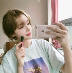 Find images and videos about girl, korean and ulzzang on We Heart It - the app to get lost in what you love. Korean Ulzzang, Korean Girl, Cute Asian Fashion, Korean Fashion, Kim Na Hee, Asian Woman, Asian Girl, Son Hwamin, Hwa Min
