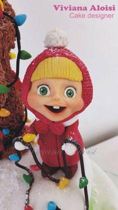 Masha e orso cake Masha and bear cake