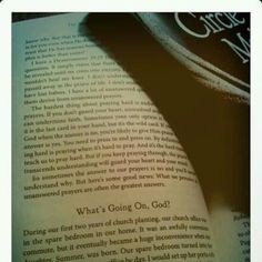 The Circle Maker, by Mark Batterson - a must read!