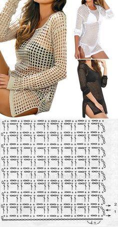 New Knitting Scarf Tutorial Stitches Ideas Pull Crochet, Gilet Crochet, Crochet Cardigan, Crochet Lace, Crochet Vests, Scarf Knit, Knitting Patterns, Crochet Patterns, Scarf Patterns
