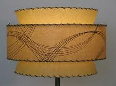 vintage lampshade - Google Search