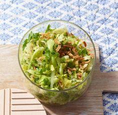 Spitzkohlsalat mit Röstzwiebeln Rezept - [ESSEN UND TRINKEN]