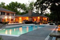 101 Bilder von Pool im Garten - privat garten integriert pool im garten