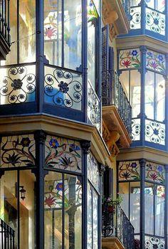 ~ Beautiful Window Panes ~