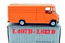 "Cursor Model Mercedes-Benz L407D L508D Mint in original Box / OVP ""Made in Germany"" Scale 1:50/1:43?"