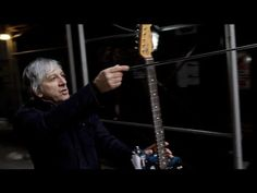 "Sonic Youth's Lee Ranaldo presents 'Angles' from his first full-band rock solo album, ""Between The Times & The Tides"""
