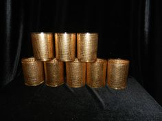 Vintage Culver Old Fashion Glasses  http://www.rubylane.com/item/522414-ls004119/Vintage-Culver-24-kt-Gold-Fashion