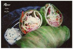 Tatarskú omáčku som nikdy nemala v láske, ale raw verzia je už úplne iný prípad. Tatarka krásne osvieži jednoduchý zeleninový wrap. Na raw tatarku potrebujeme: – šálku kešu orieškov ( alebo radsej slnečnicových semienok - lacnejsie) – 4PL citrónovej šťavy -3PL vody – malú štipku himalájskej soli – nakrájanú mladú pažítku -