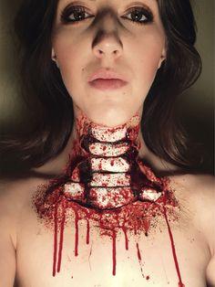 Halloween makeup inspiration  Special effects makeup  @tangledandteasedhair