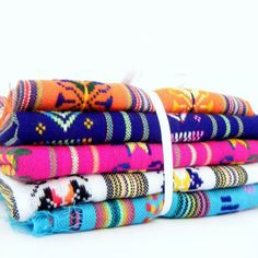 Aztec fabric bundle. Not sure I could love this an ounce more.