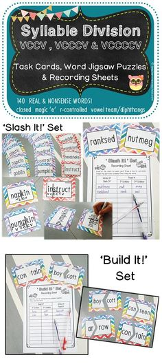 Printables Vccv Pattern Worksheets counting number worksheets vccv pattern words free read with these printable books
