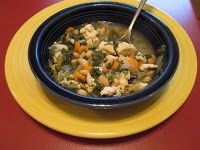 The Kid-Friendly Home: Kale and White Bean Stew