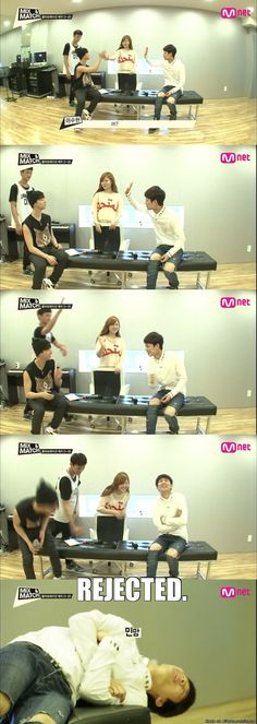 hehheh Prince YOYO :))))))#Yunhyeong and Suhyun why so cute always??? and her beautiful voice