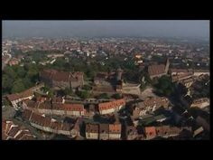 Overview of that wonderful city of Nurnberg