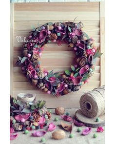 Welcome to the cozy #shop products from Vekoria ! manufactures #wreaths…