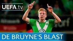 Belg dostał nominację do gola sezonu 2014/15 • Kevin De Bruyne v Lille w Lidze Europejskiej • Czy to jest bramka ubiegłego sezonu? >>