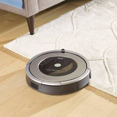 Robot Roomba 860 Vacuum Cleaning Robot is designed to help keep your home's floors clean every day, the easy way.