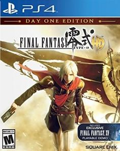 Our review for Square Enix's Final Fantasy Type-O HD out now on PS4 is live! Read on below to find out what we thought of it!