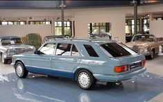 Learn more about Coachbuilt Estate: 1981 Mercedes-Benz 500 SEL on Bring a Trailer, the home of the best vintage and classic cars online. Mercedes Benz Germany, Mercedes Benz 500, Mercedes Benz Cars, Station Wagon Cars, M Benz, Classic Mercedes, Classic Cars, Collector Cars, Outdoor Survival