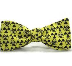 biohazard tie - Google Search