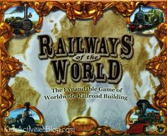 learn about the world - while playing board games.  very cool...on my wish list!  http://www.boardgamegeek.com/boardgame/38479/railways-of-the-world