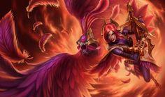 Phoenix Quinn Skin - Own