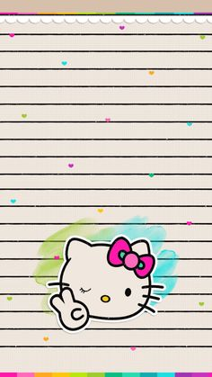 Hello Kitty Backgrounds, Hello Kitty Wallpaper, Hello Kitty Christmas, Christmas Cats, Little Twin Stars, Simple Borders, Hello Kitty Pictures, Holiday Wallpaper, School Posters