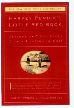 Not just a great book about golf's mental game, a great book of metaphors for life.