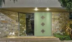 Image result for mid century doors