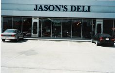 Our deli located in the Spectrum Shopping Center in Houston, TX, at the corner of Westheimer and Augusta in 1980s. The location is still there, but looks MUCH different today!