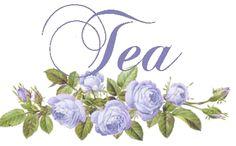** Etiketa - čaj **