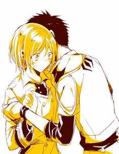 Immagine di anime, boy, and shirayuki
