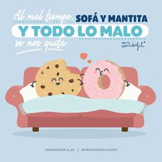 ¿Qué haría tu combo de sofá y mantita aún más estupendo? #mrwonderfulshop #quotes Funny Phrases, Funny Quotes, Daily Life Quotes, Hj Story, Teacher Jokes, Movie Subtitles, Cute Paintings, Valentine's Day Printables, Spanish Humor