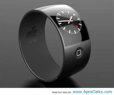 The new Apple watch !!