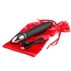 Vibrator Usb Deep Whitin Fifty Shades of Grey 21.5cm | Sexshop Online Xtoys.ro
