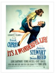 Gifts for Him:  It's a Wonderful Life poster @ art.com This is my all time favorite movie. It causes you to really think about what matters in life!