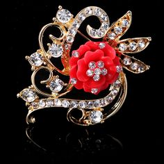 Find More Brooches Information about 43*53mm handmade butterfly animal vintage brooch color rhinestone brooches for women diy Fashion Jewelry breastpin brooch pins,High Quality brooch dragon,China brooch korea Suppliers, Cheap brooches and pins wholesale from Playful beauty department store on Aliexpress.com