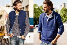 H&M Spring 2013 Men's Lookbook | FashionBeans.com