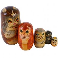 Wholesale Russian doll cat - Something Different