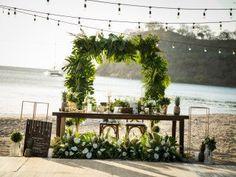 Find wedding inspiration with this Rustic Summer Wedding in Costa Rica, CR. Beach Wedding Reception, Summer Wedding, Rustic Wedding, Wedding Tables, Wedding Tips, Wedding Details, Wedding Photos, Wedding Planning, Destination Wedding Inspiration