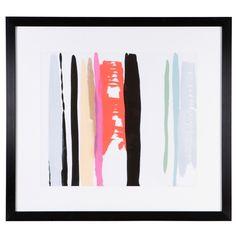 Vertical Colour Print 102x92cm   Freedom Furniture and Homewares