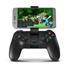 GameSir Wireless Bluetooth Game Controller for Android, USB Wired Gamepad for PC, Gaming Controller for Smart TV/TV Box, Samsung Gear VR – Shopping Guide Game Controller, Usb, Manette Ps3, Tv Box, Mundo Dos Games, Android Pc, Accessoires Iphone, Android Windows, Gaming Accessories