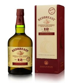 Red Breast 12 whiskey. 49 more gift ideas for #FathersDay: http://www.menshealth.com/best-life/fathers-day-gifts?cm_mmc=Pinterest-_-MensHealth-_-Content-BL-_-FathersDayGifts
