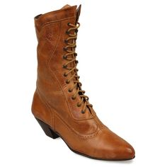 Oak Tree Farms Steeple Antique Saddle Boots - Oak Tree Farms Boots and Shoes