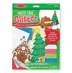 Check it out! Melissa & Doug Me... http://www.bellylaughs.ca/products/melissa-doug-mess-free-glitter-christmas-tree-gingerbread-house?utm_campaign=social_autopilot&utm_source=pin&utm_medium=pin