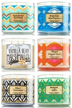 bath and body works spring 2015 candles