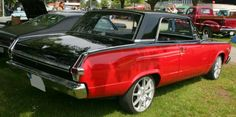 1966 Plymouth Valiant Signet 200