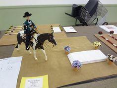 Model Horse show; Noel Dillard