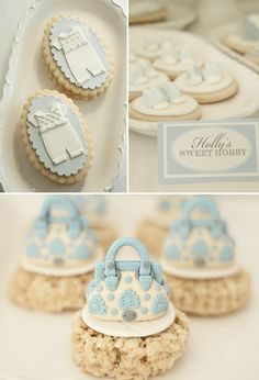 couture boy baby shower ideas