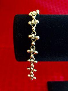 Sterling Silver Bracelet Bracelet Silver Bracelet by PMKJewelry